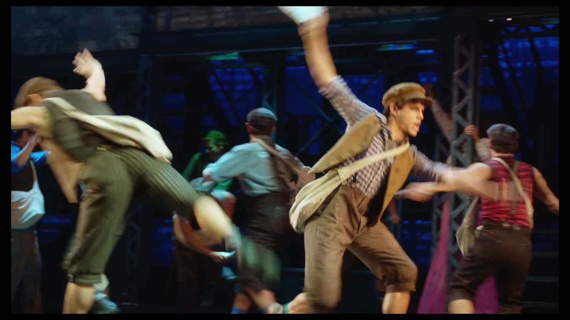 Newsies - Trailer