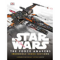Image of Star Wars: The Force Awakens Incredible Cross-Sections Book # 1