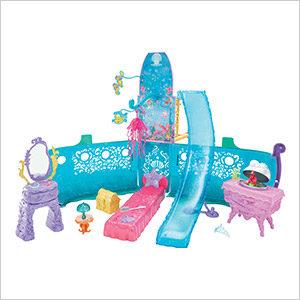 Disney Princess Ariel's 2-in-1 Royal Ship