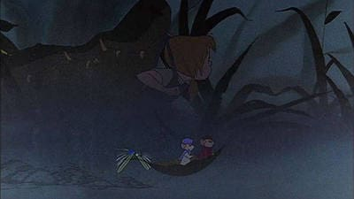 The Rescuers Trailer