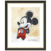 Image of ''Classic Mickey'' Giclée by Eric Robison # 4