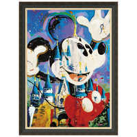 Image of ''Mickey and Castle'' Giclée by Randy Noble # 6