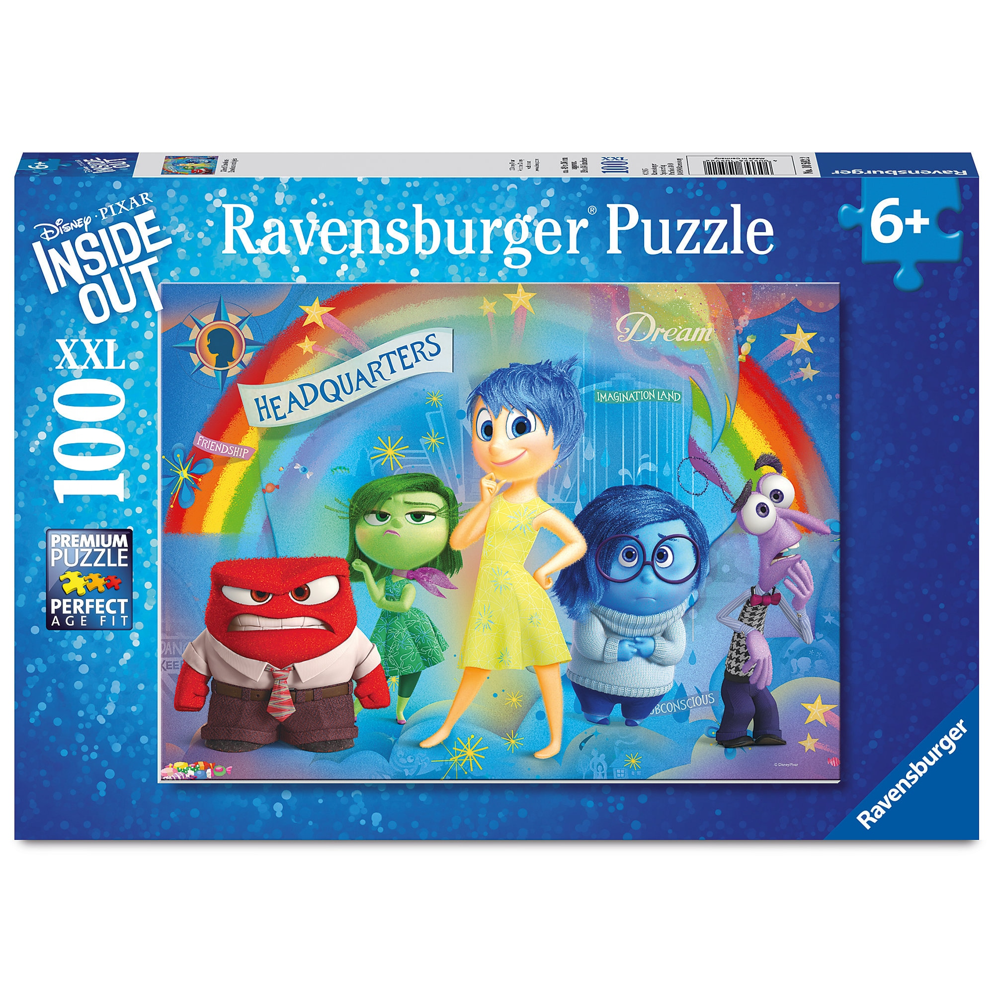 Inside Out Puzzle by Ravensburger