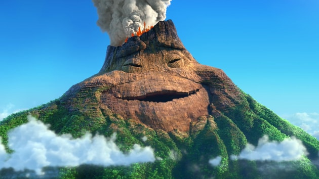 Short Clip From Quot Lava Quot Inside Out Disney Video