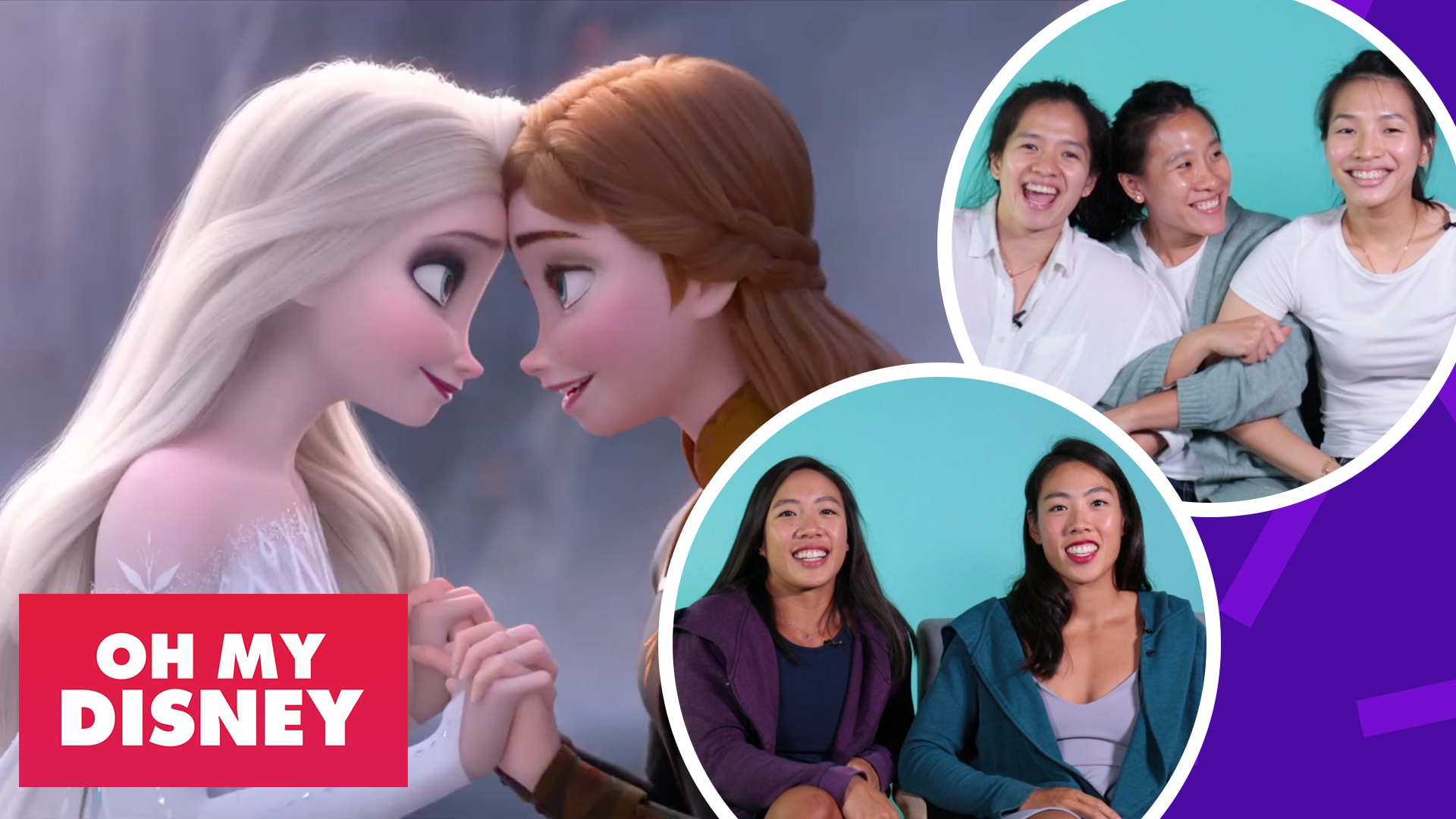 These Athlete Sisters' Stories Remind Us of Elsa And Anna's Relationship