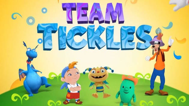 Team Tickles