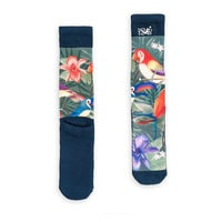 Twenty Eight & Main Enchanted Tiki Room Socks for Men - Medium