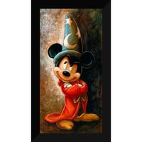 Image of Sorcerer Mickey Mouse Giclée by Darren Wilson # 6