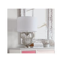 Image of Minnie Mouse Beaded Accent Lamp by Ethan Allen # 2