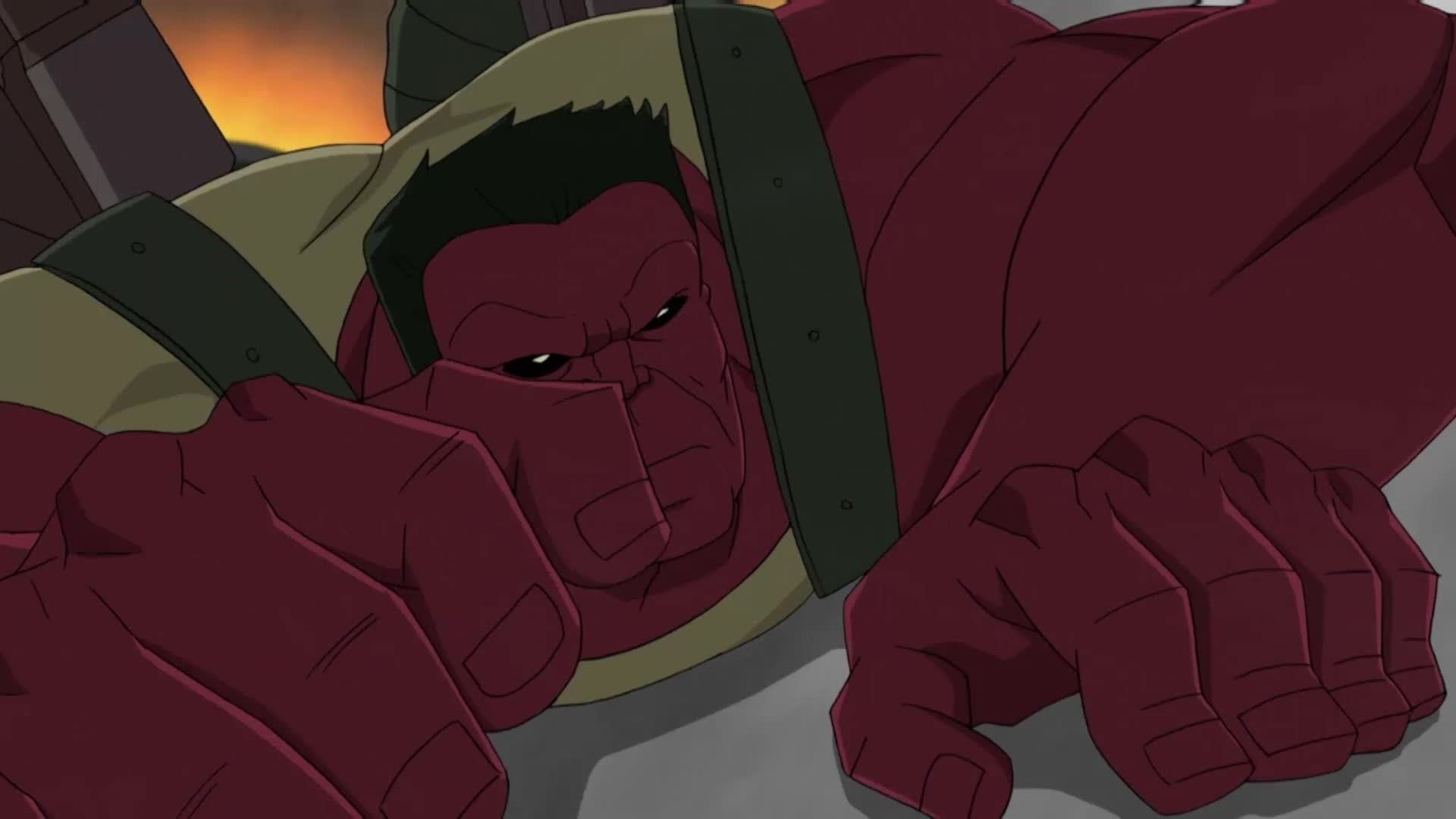 Hulk and the agents of S.M.A.S.H - Gamma bom