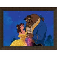 Image of ''Beauty and the Beast Dancing'' Giclé # 10