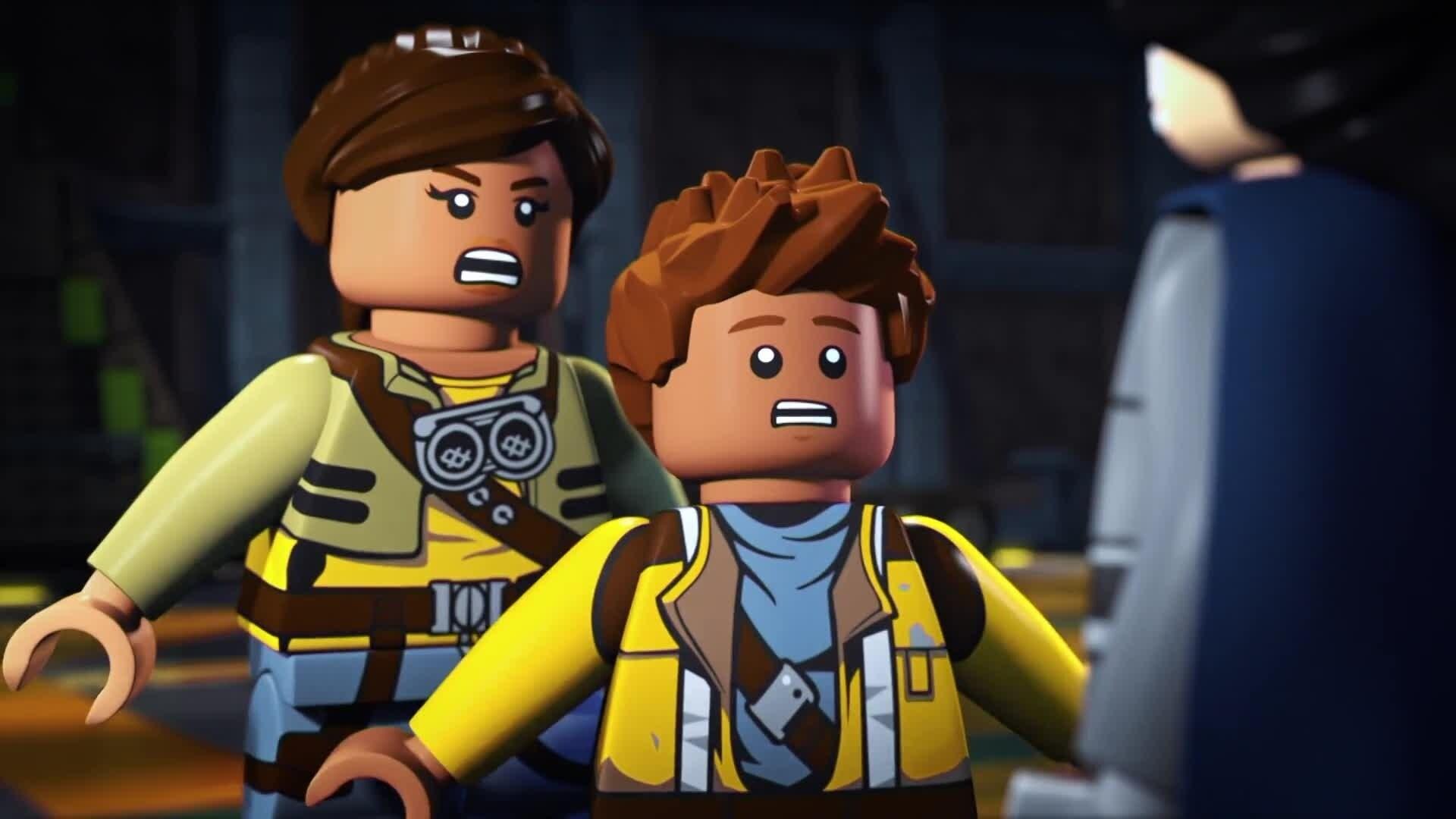 Star Wars: Die Abenteuer der Freemaker - Die Minen von Graballa