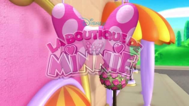 Boutique de Minnie (La) - Clarabelle va au bal