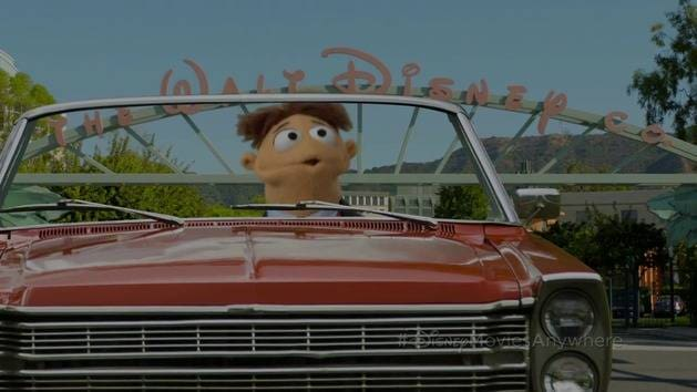 Disney Drive-On with The Muppets Opening Song - Disney Movies Anywhere