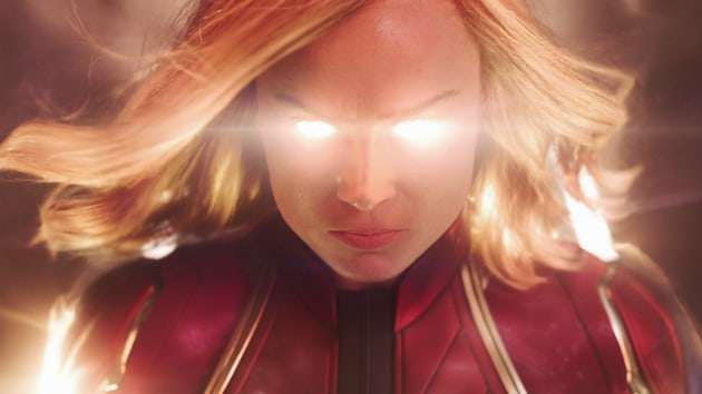 Captain Marvel - Now Playing In Theaters!