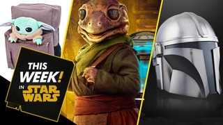 The Star Wars Celebration Store is Back, A New Mando Mondays Mystery, and More!