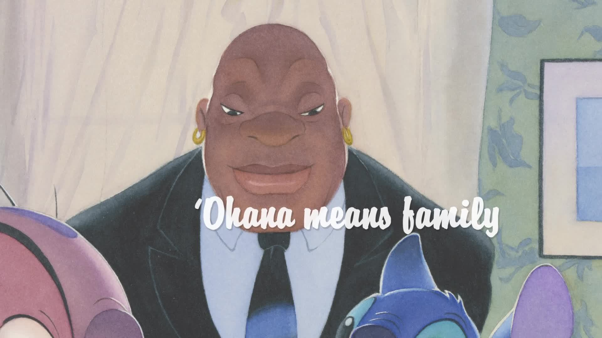 Lilo & Stitch Quote Vid