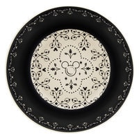 Mickey Mouse Icon Bowl Set - Disney Dining Collection - Black / White
