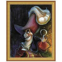Image of ''Captain Hook'' Giclée by Darren Wilson # 7