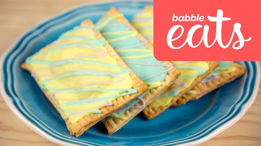 How to Make Your Own Birthday Cake Pop-Tarts