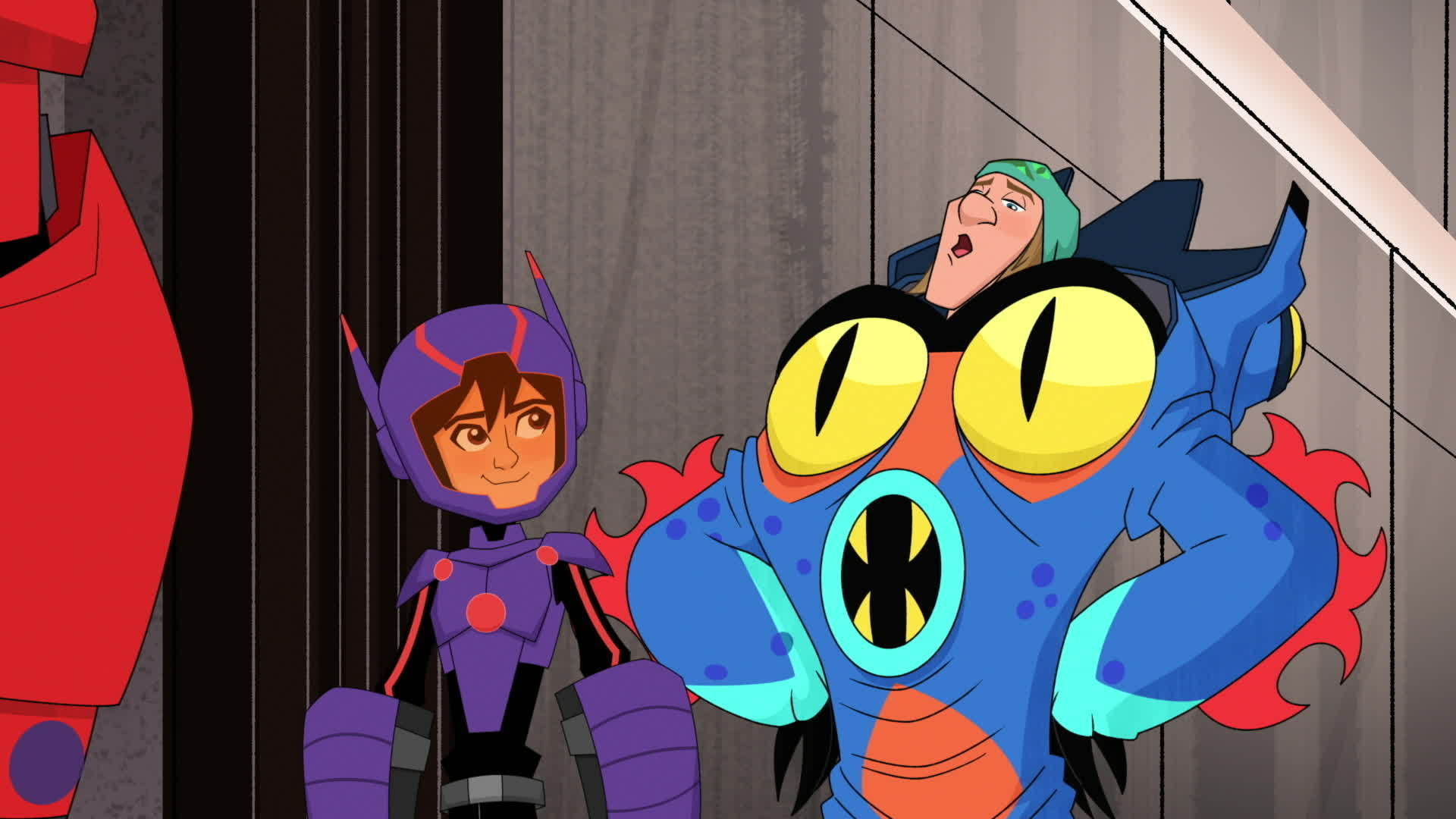 Music Video: Big Hero 6 Remix