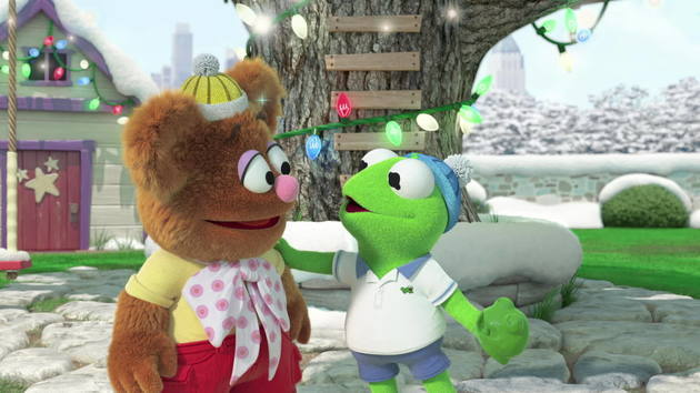 A Very Muppet Babies Christmas Sing Along