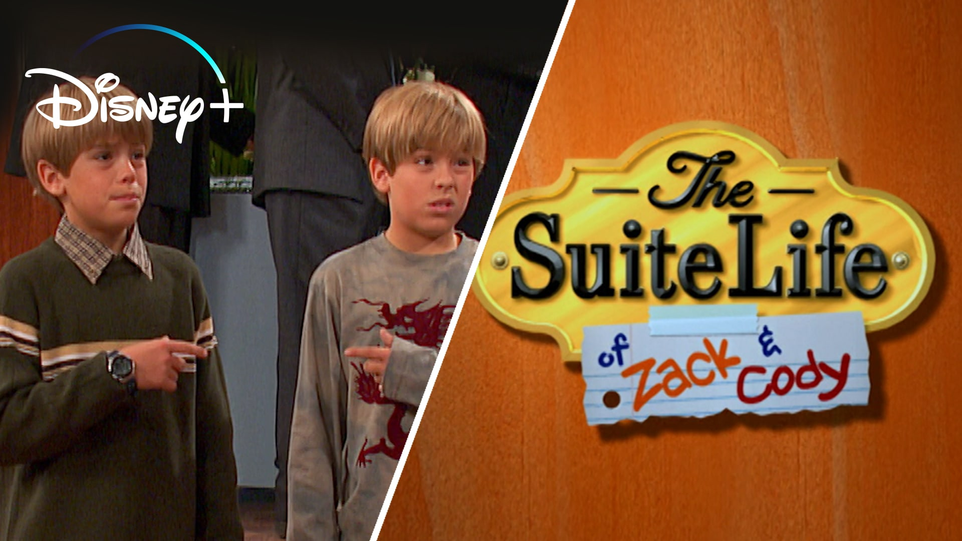 Suite Life of Zack and Cody - Theme Song | Disney+ Throwbacks | Disney+
