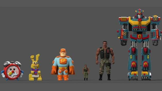 Team of Specialists -  Toy Story of Terror Behind the Scenes