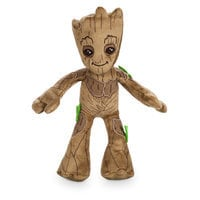 Image of Groot Plush - Guardians of the Galaxy Vol. 2 - Mini Bean Bag - 8 1/2'' # 1