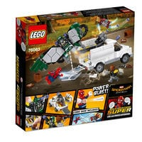Beware the Vulture Playset by LEGO - Spider-Man: Homecoming