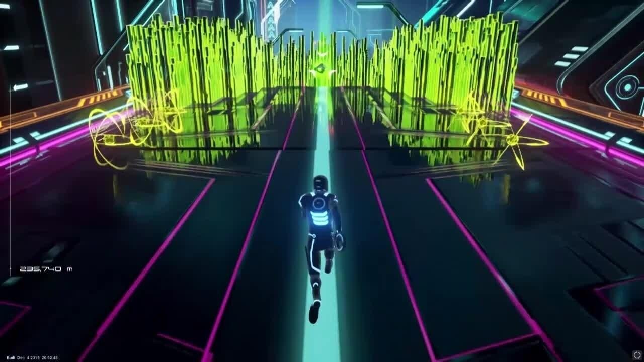 TRON RUN/r - Official Trailer