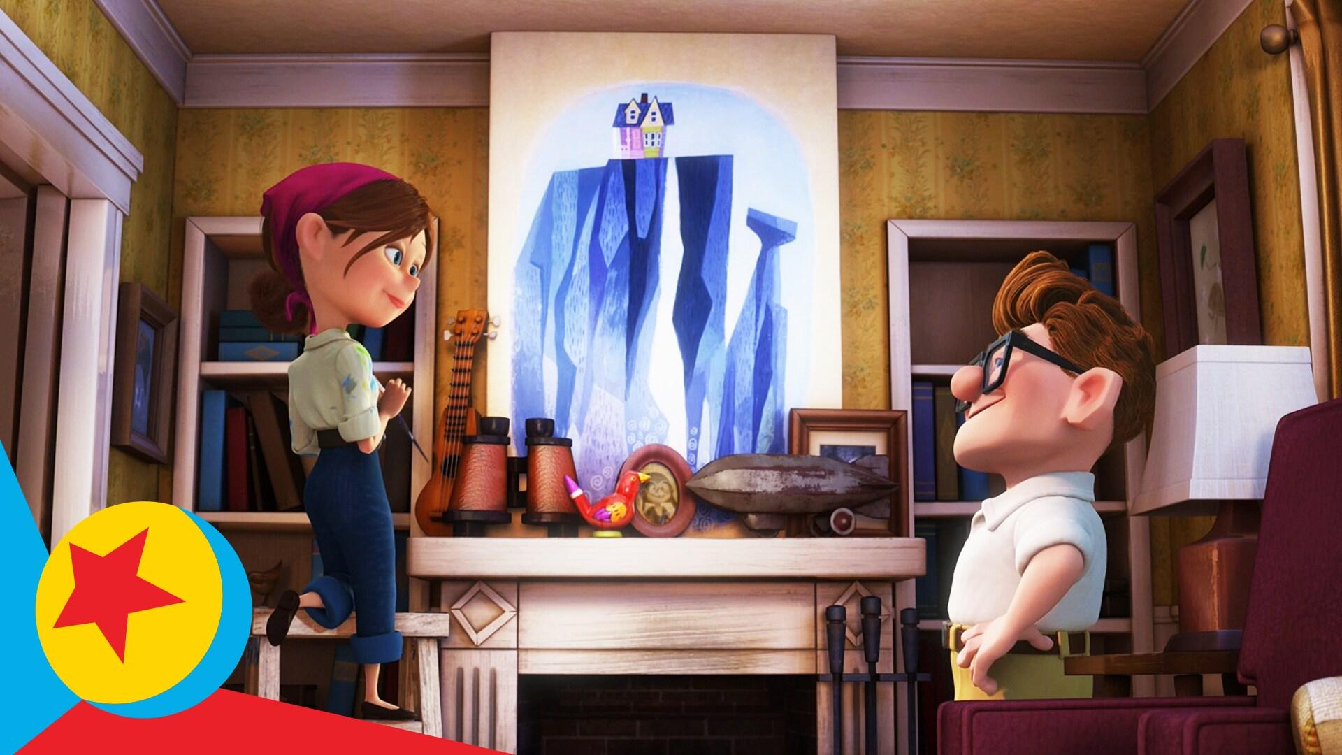 Pixar Movies Around the World | Pixar