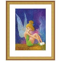 Image of Tinker Bell ''Tink Sitting'' Giclée by Randy Noble # 4