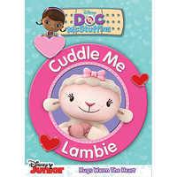 Image of Doc McStuffins: Cuddle Me Lambie DVD # 1