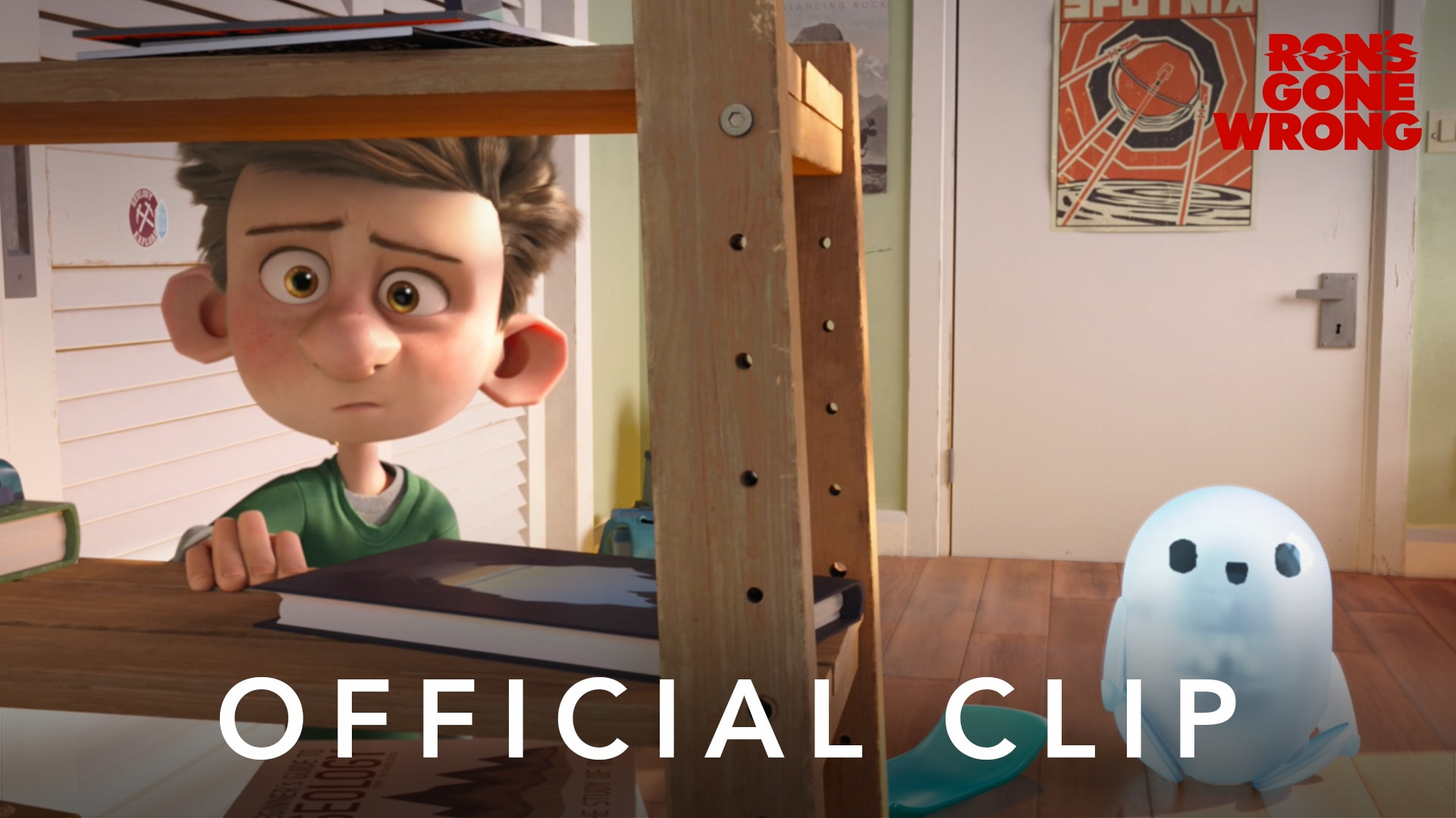 """Ron's Gone Wrong 
