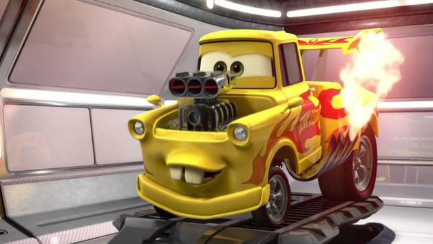 Cars 2 - Extrait - Le programme de déguisements