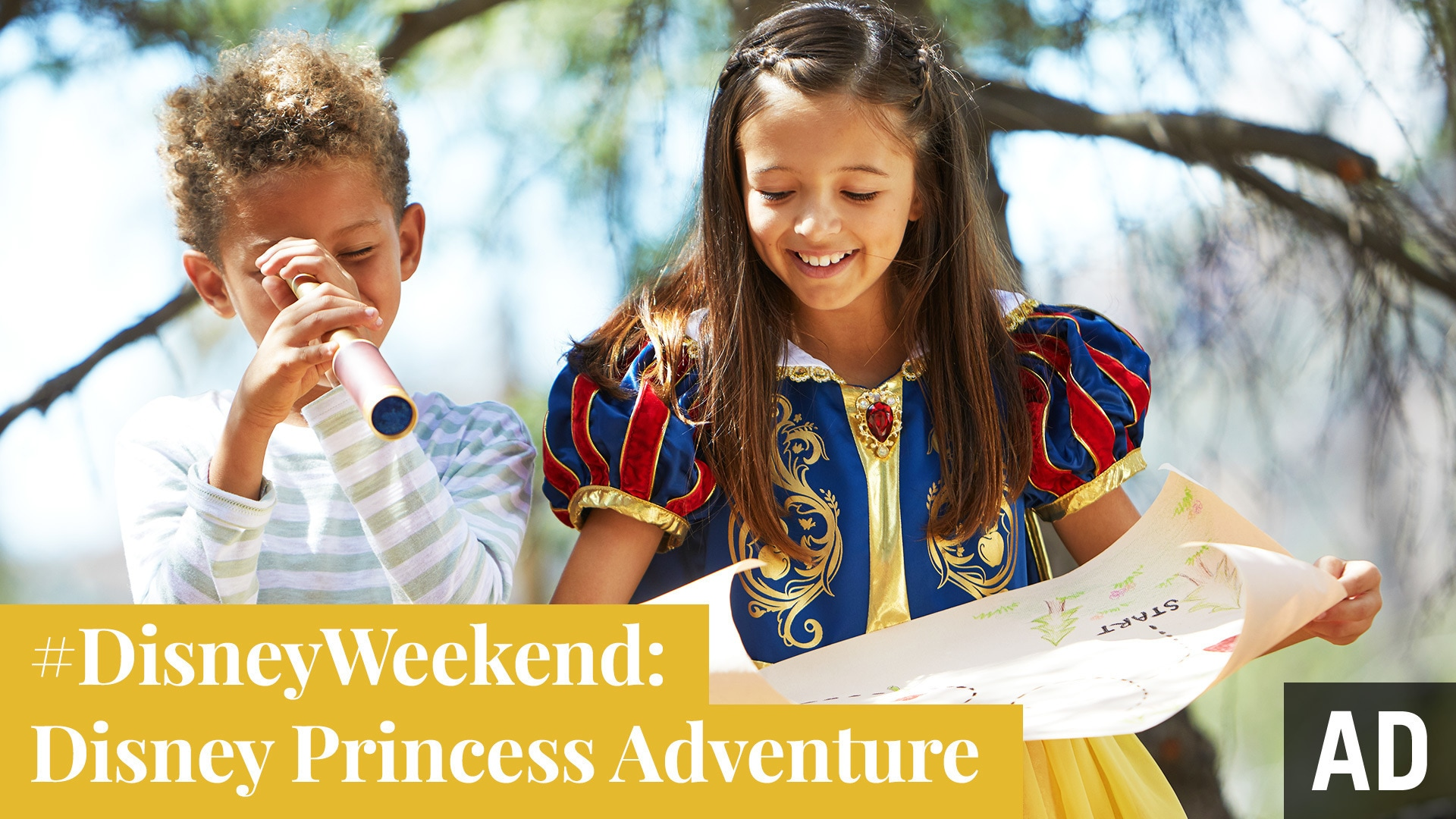 Disney Princess Adventure | #DisneyWeekend by Disney Family