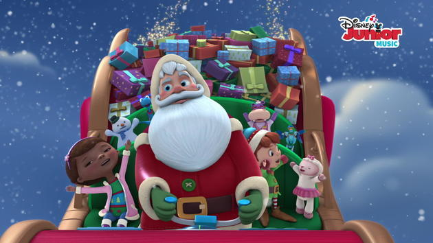 Music Video A Very Merry Mcstuffins Christmas Doc