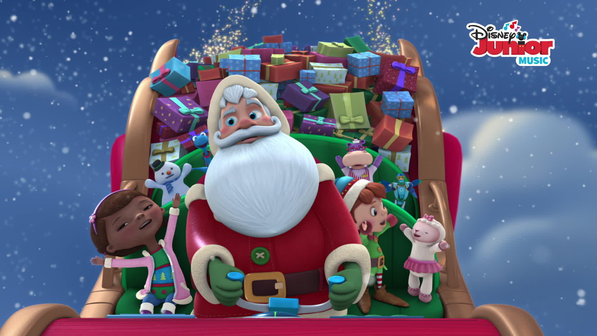 Music Video: A Very Merry McStuffins Christmas