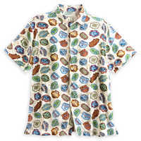 Image of Disney Vacation Club Woven Shirt for Men # 1
