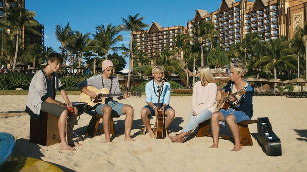 One Last Dance (Live at Aulani) - R5