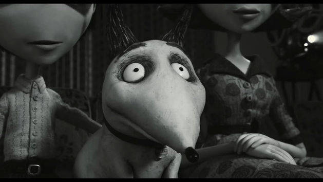 Frankenweenie in Blu-ray