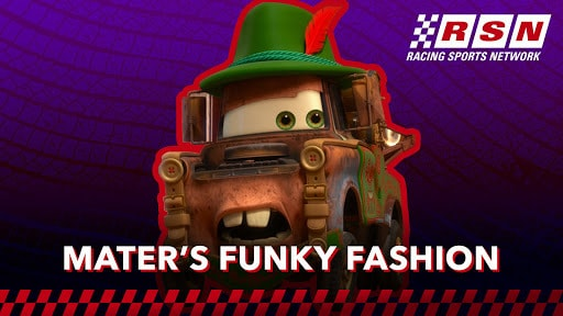 Mater's Best Moments | Racing Sports Network by Disney