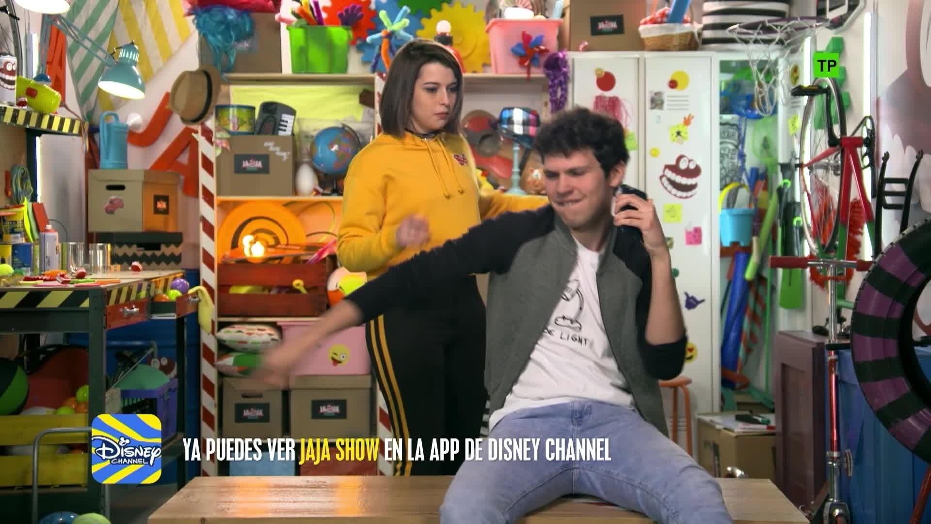 """Nuevos programas de """"Jaja Show"""" en la APP de Disney Channel"""
