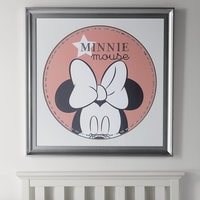 Minnie Mouse ''Sweet Dreams Minnie'' Framed Giclée on Paper by Ethan Allen