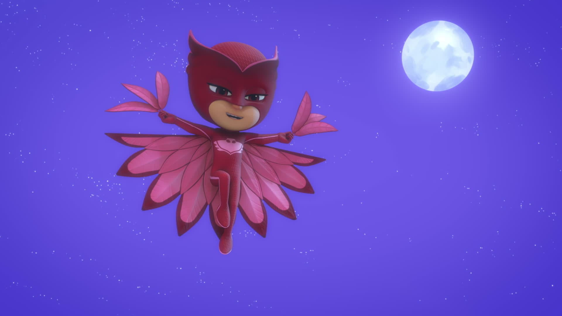 Owlette Power Up