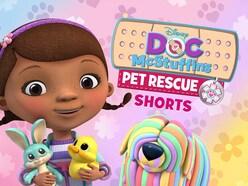 Doc McStuffins: Pet Rescue Shorts