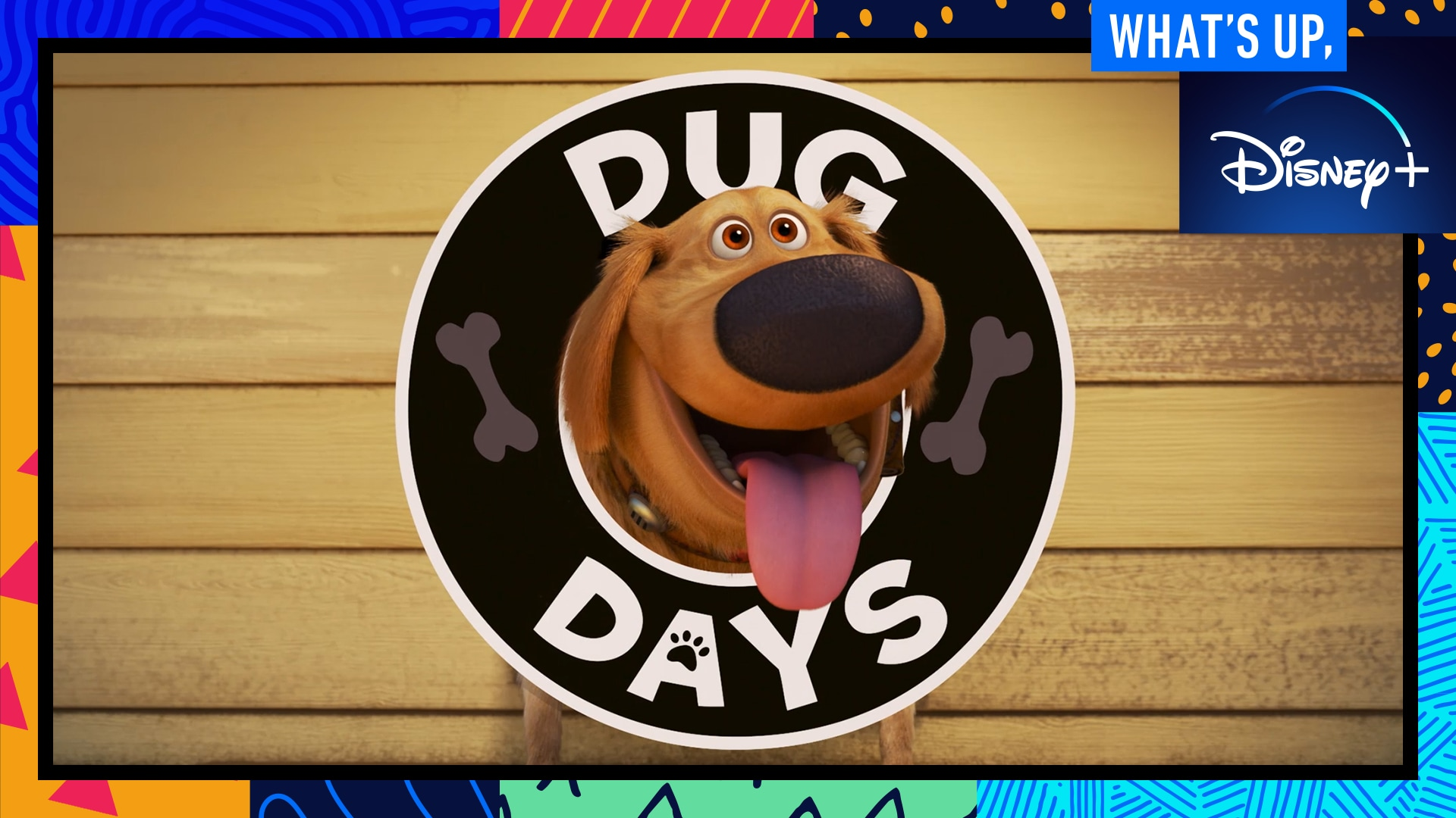 The Inspiration Behind Dug With Bob Peterson, Writer and Director of Dug Days | What's Up, Disney+