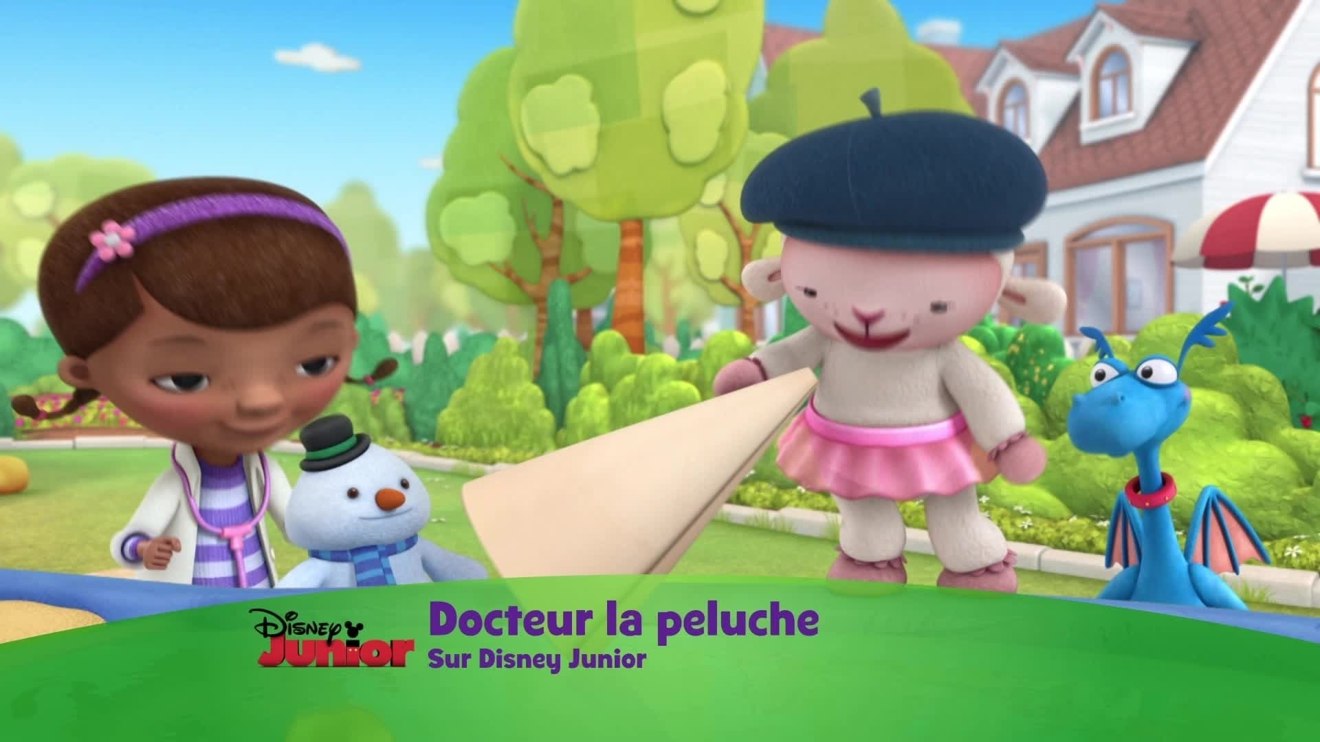 Docteur la peluche disney junior - Disney docteur la peluche ...