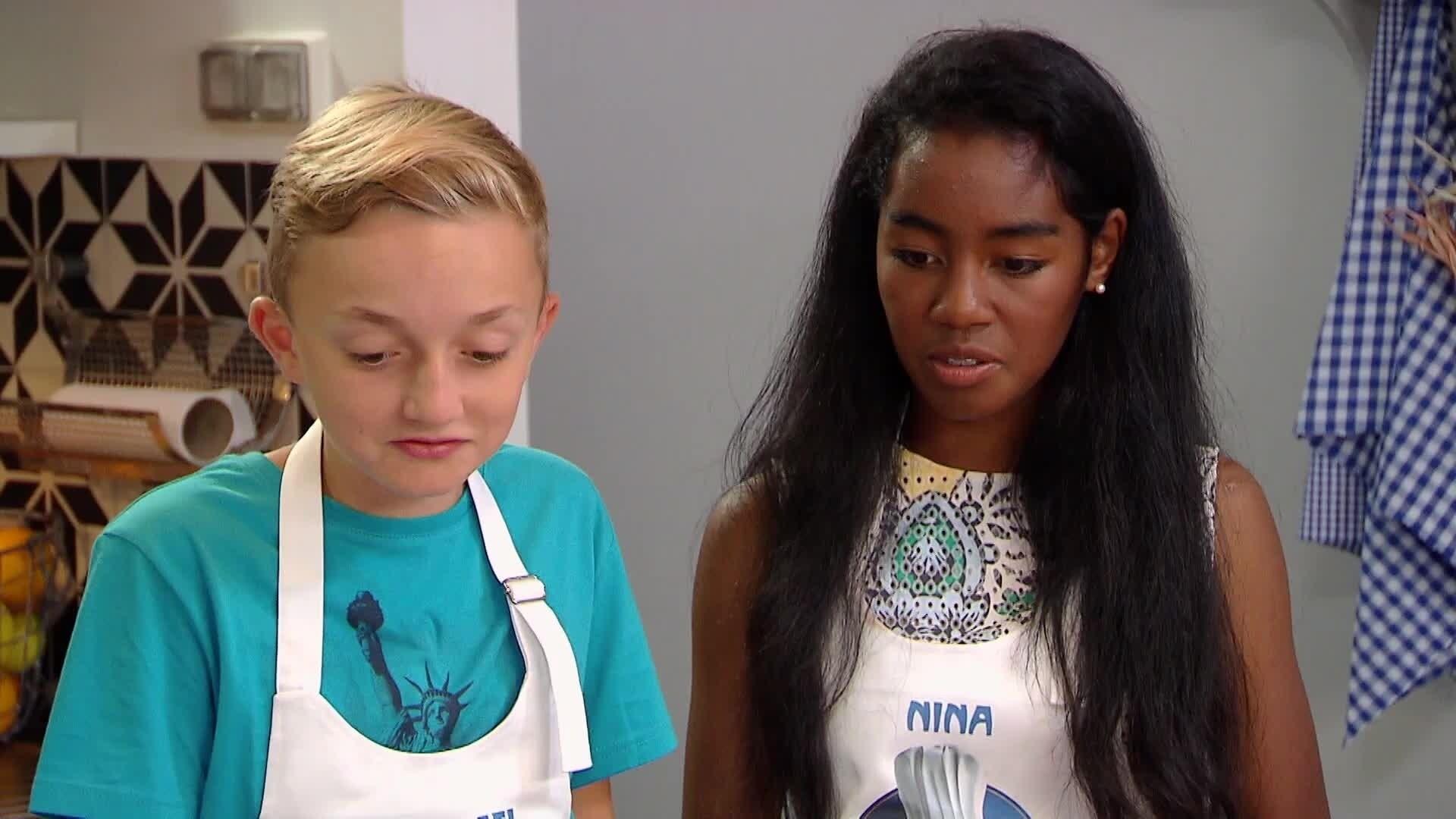 Les Storzapretti de Nina et Raphael - Chez Rémy Tout Le Monde Peut Cuisiner - Partie 3